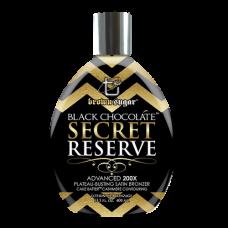 Крем для загара в солярии BLACK CHOCOLATE SECRET RESERVE 200X