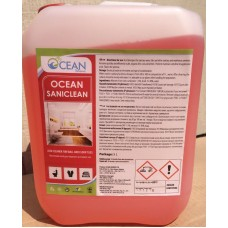 Средство для сантехники и плитки OCEAN SANICLEAN