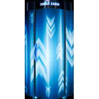 Солярий вертикальный SOLAR CABIN  V58 EXCLUSIVE 160 LED COLLAGEN