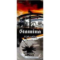 Крем для загара в солярии Stamina for men