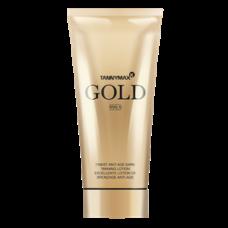Крем для загара в солярии GOLD ANTI-AGE TANNING LOTION