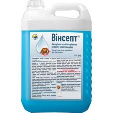 Мыло жидкое антибактериальное Винсепт на основе хлоргексидина